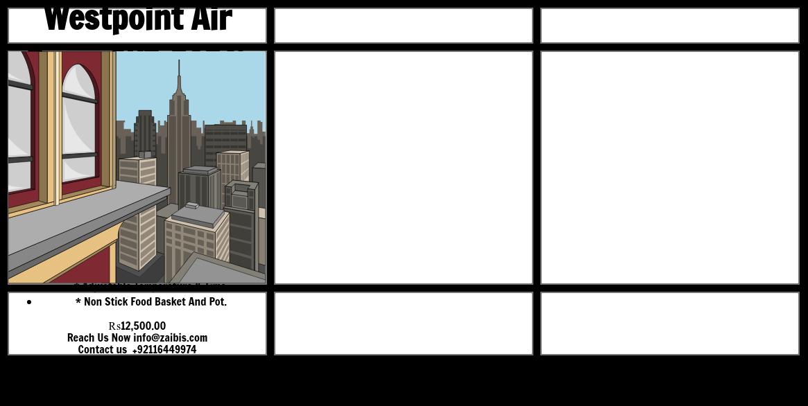 Westpoint Air Fryer (WF-5256)