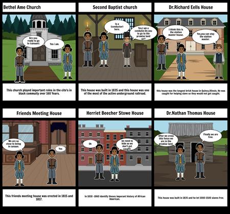 U.S. Underground Railroad.