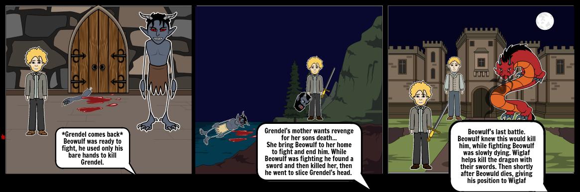 Beowuld's Battles