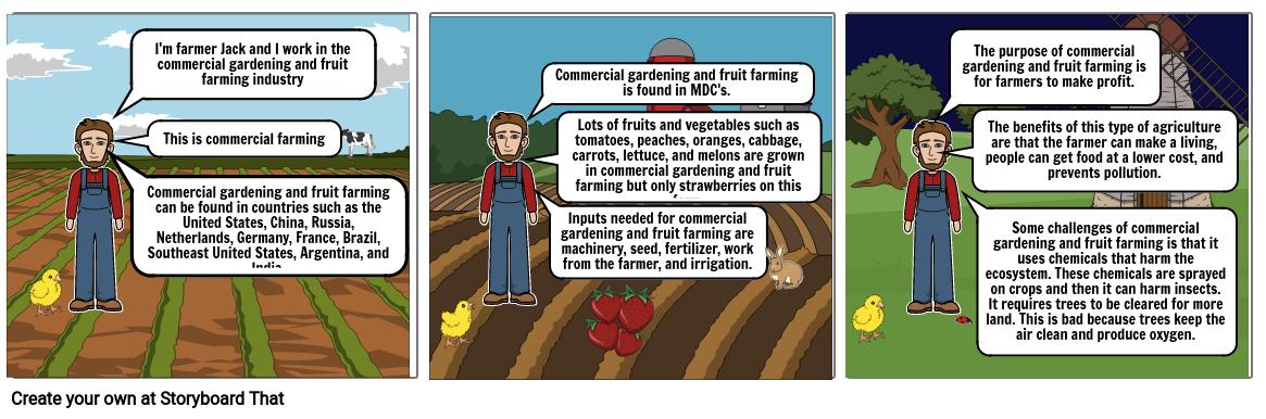 Jack Agriculture Storyboard