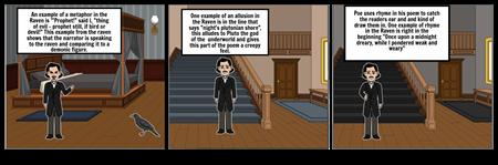 Poe storyboard