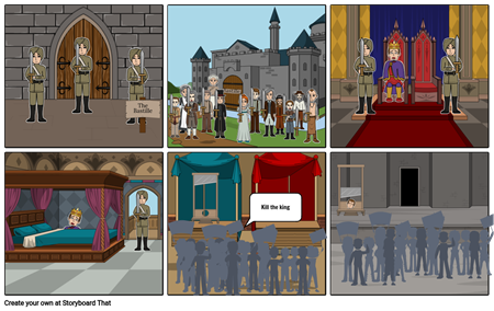 French Revolution Storyboard Project