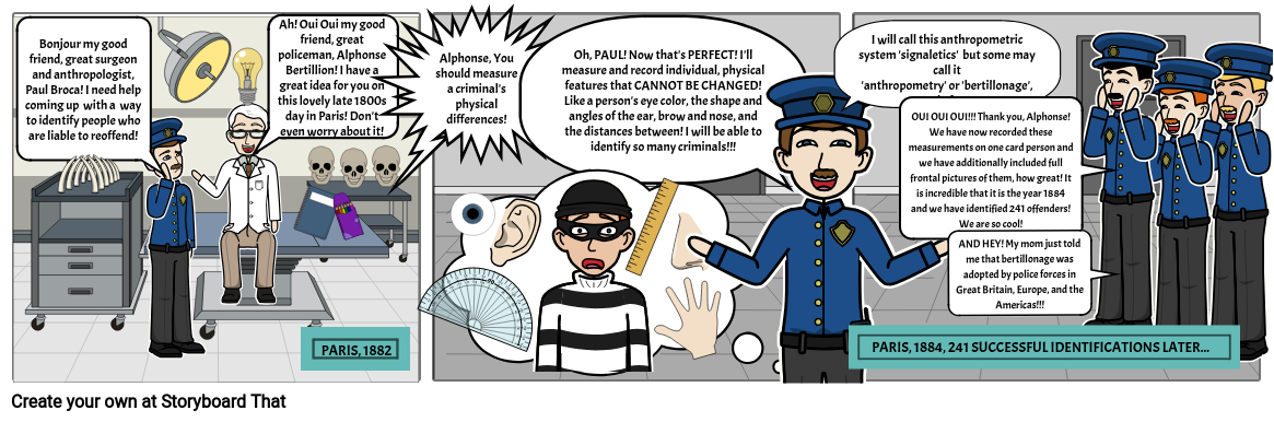 Forensics Historical Event Comic Storyboard By 3c9f9b6e