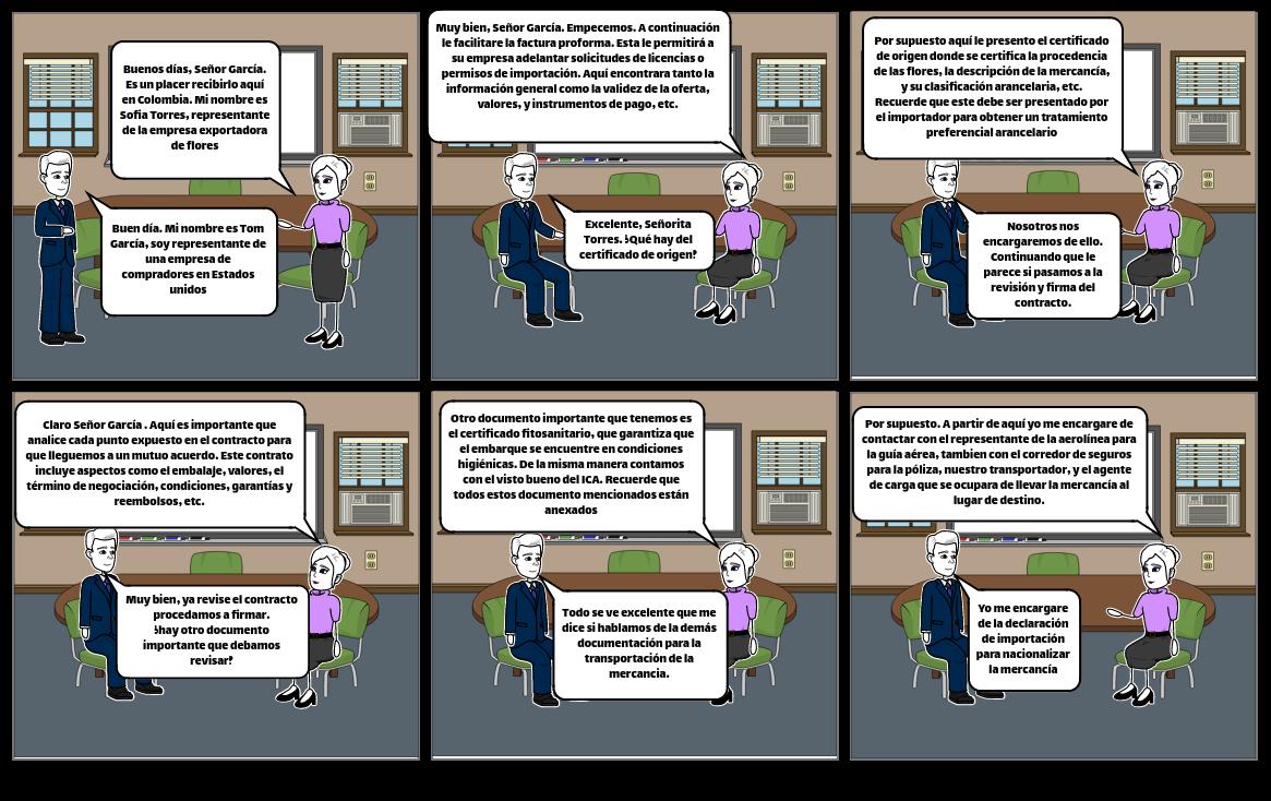 Geraldine rincon historieta1