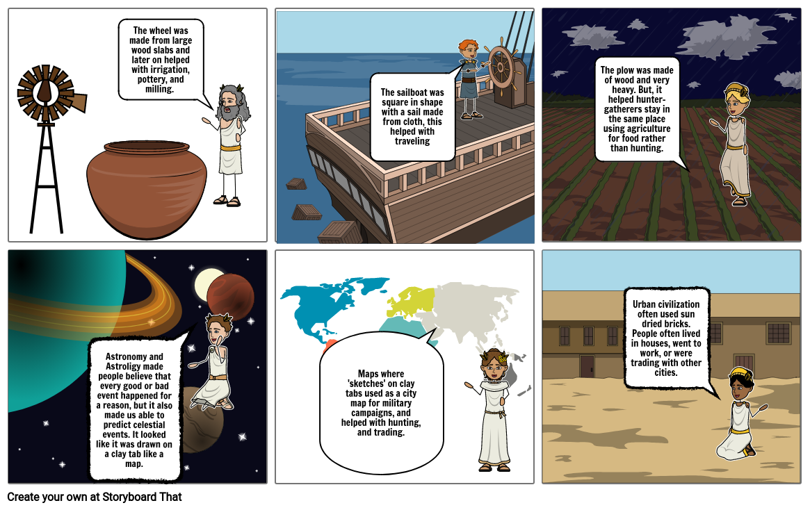 Mesopotamia inventions 2020 from Gianna C