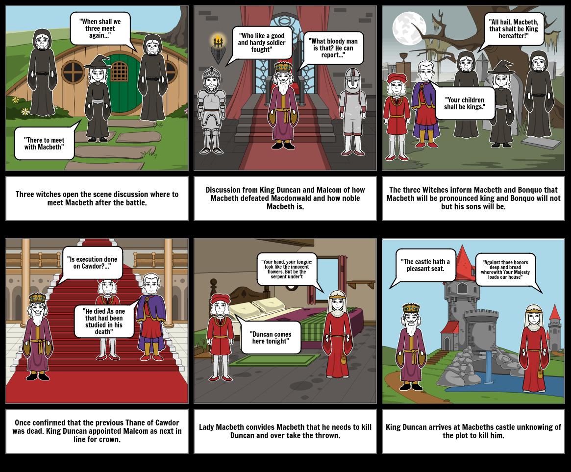 Act 1- StoryBoarf