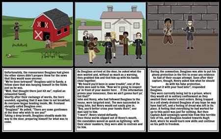 Douglass's Journey to Freedom