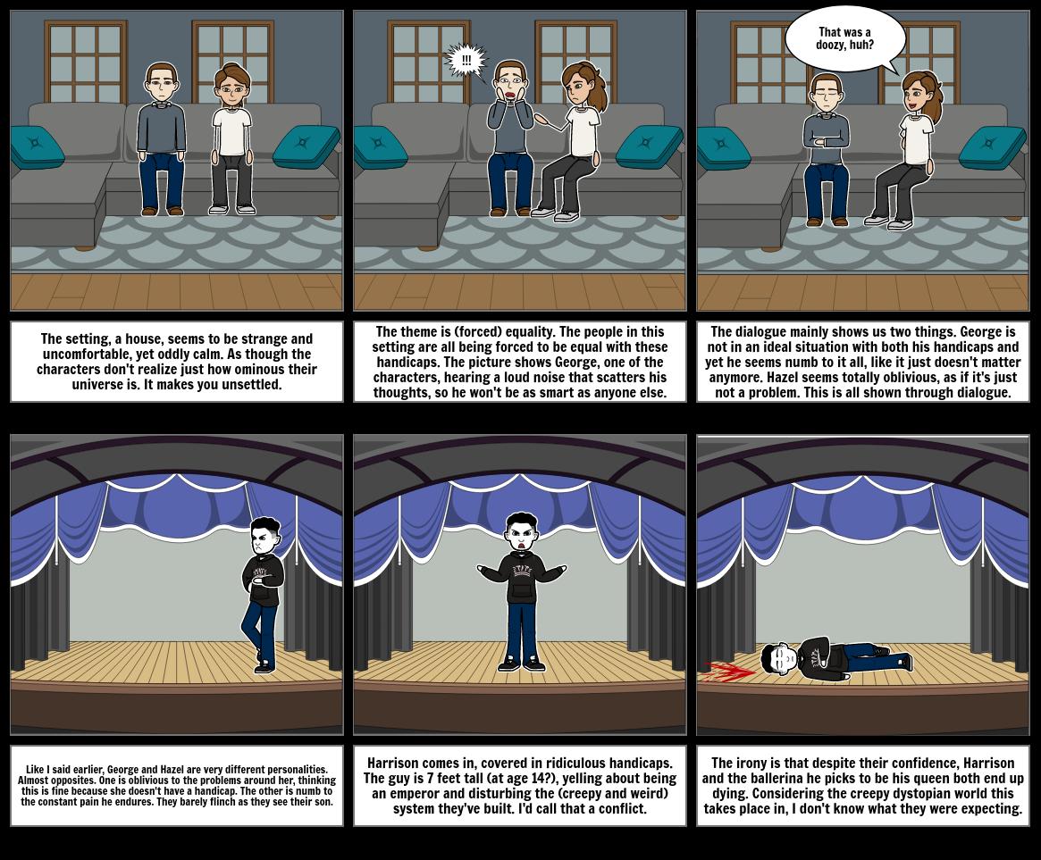 Elements Storyboard