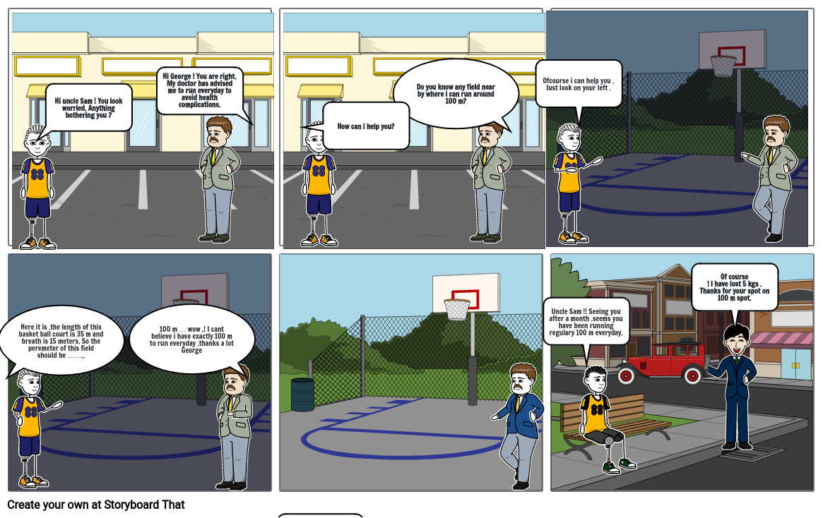 Perimeter story