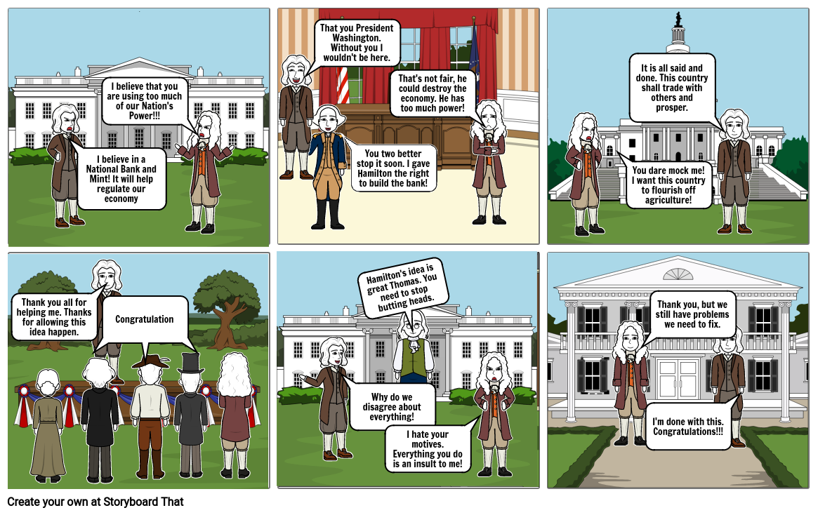 Jefferson and Hamilton Project