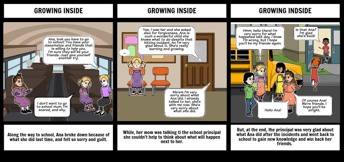 GROWING INSIDE