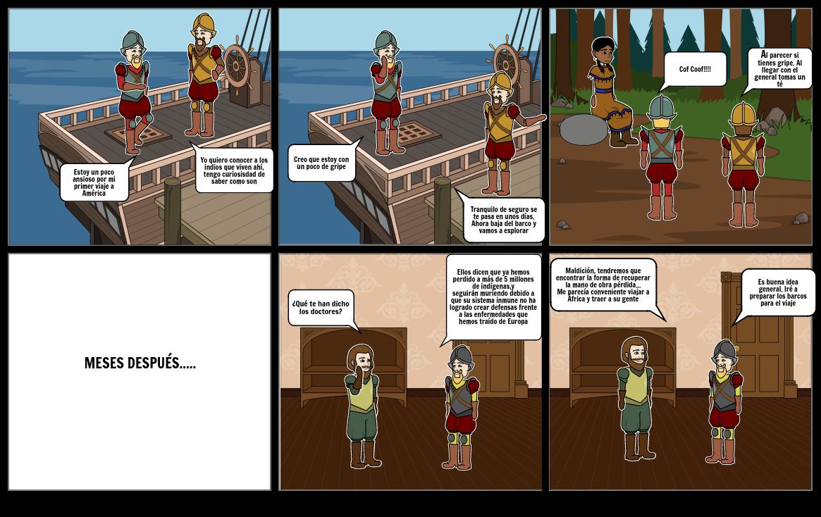 Comic Historia
