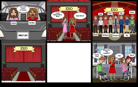 Jasmine EXO Concert