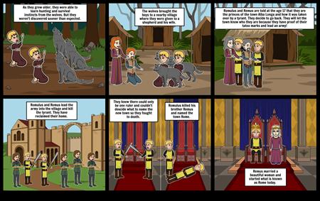 Romulus and Remus Part 2