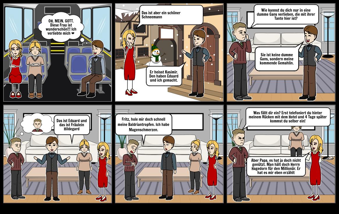 Kapitel 14-16 Komic 1/2