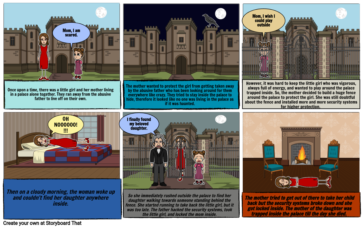 Once Upon A Time (Comic Strip)