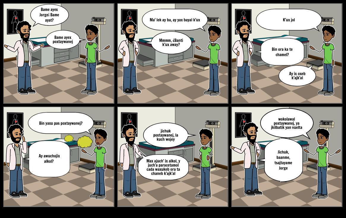 Conversacion tseltal
