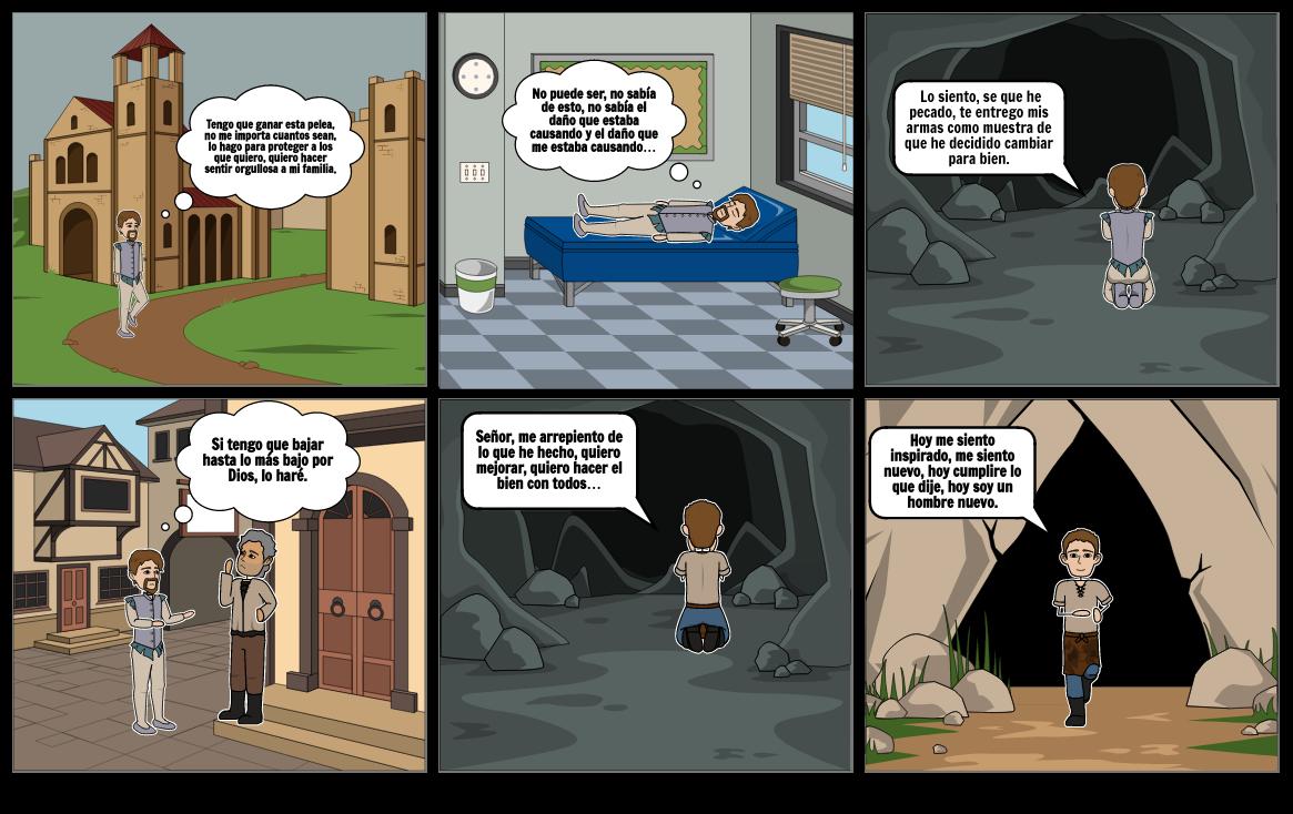 Historieta de San Ignacio