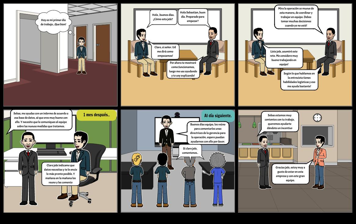 Habilidades y competencias laborales