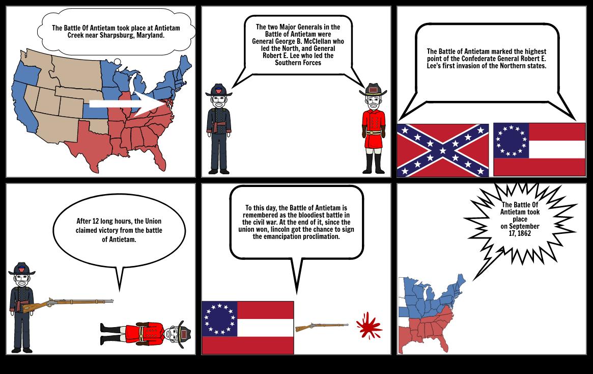 Civil War: Battle Of Antietam