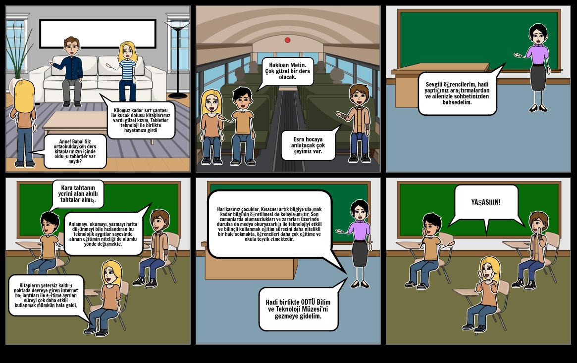 Teknoloji ve Eğitim 2/ HACER ARPACIK