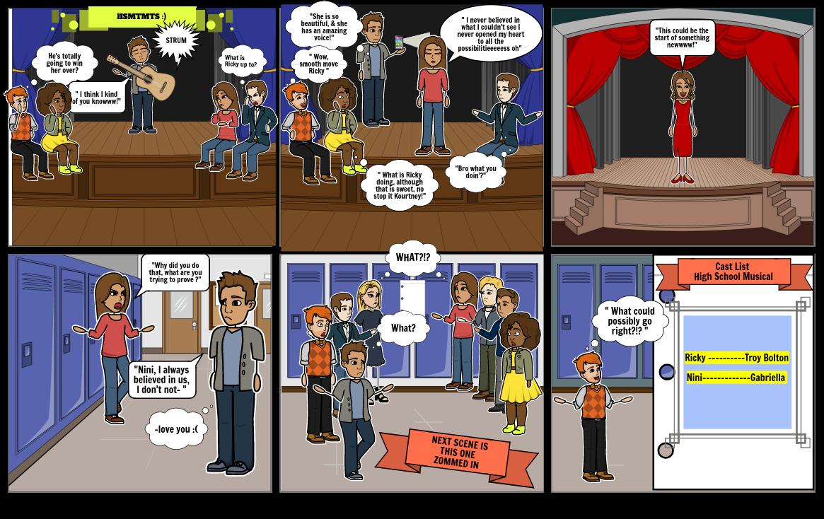 Kiana's Storyboard :)