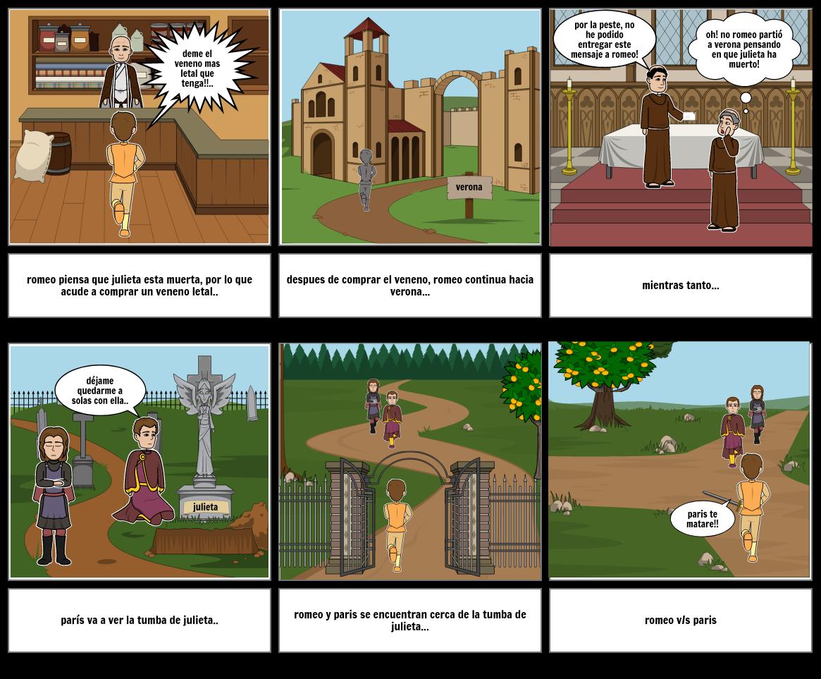 romeo y julieta parte 6