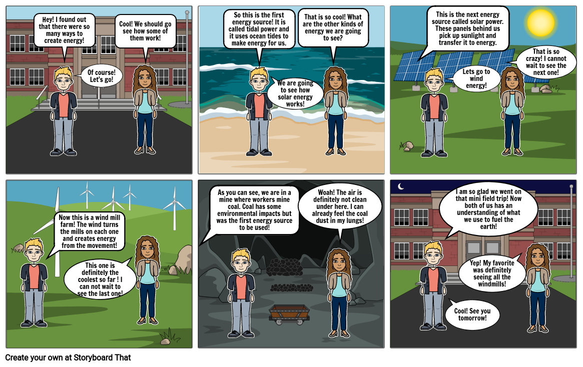 Geography Storyboard 2