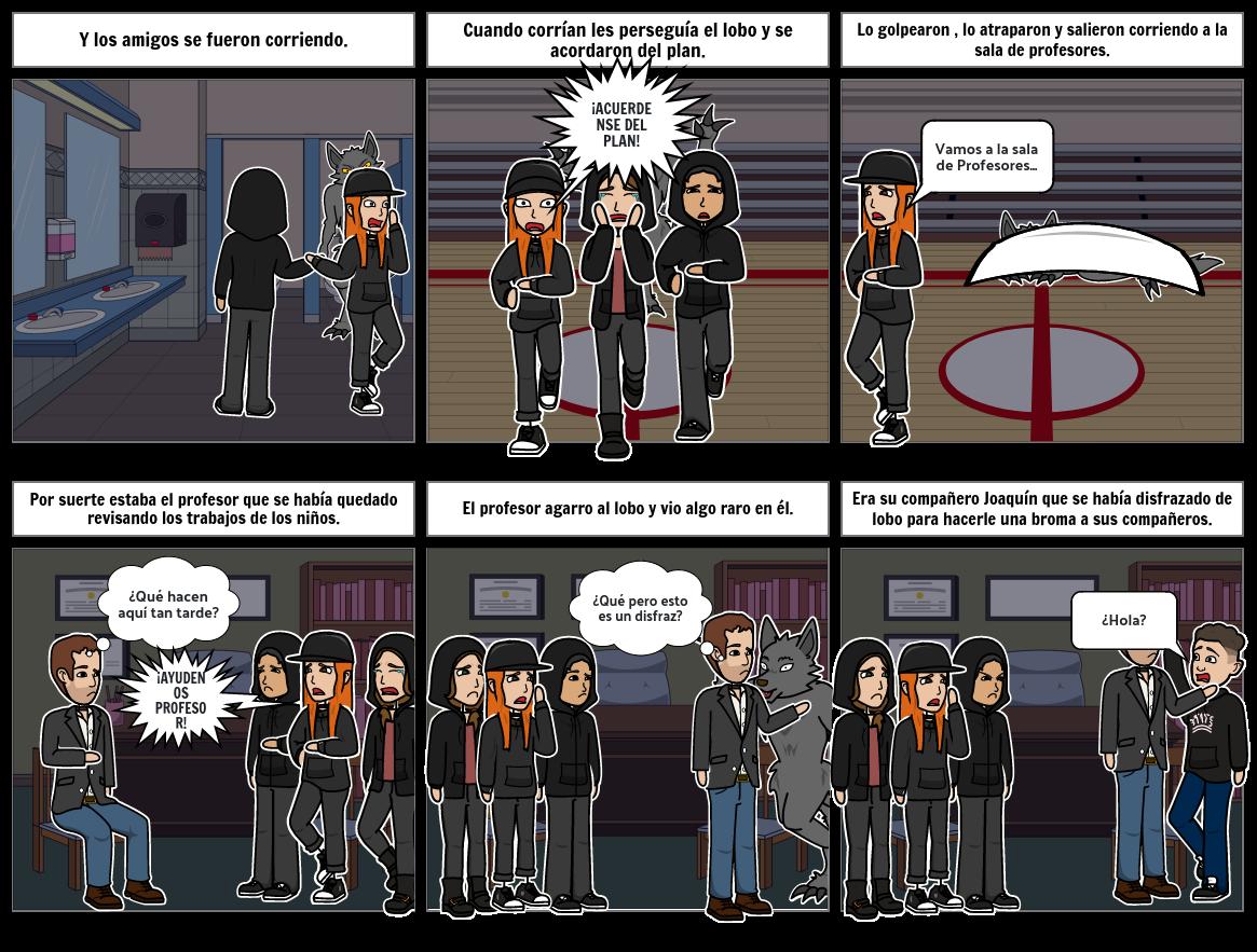 Historieta Proyecto