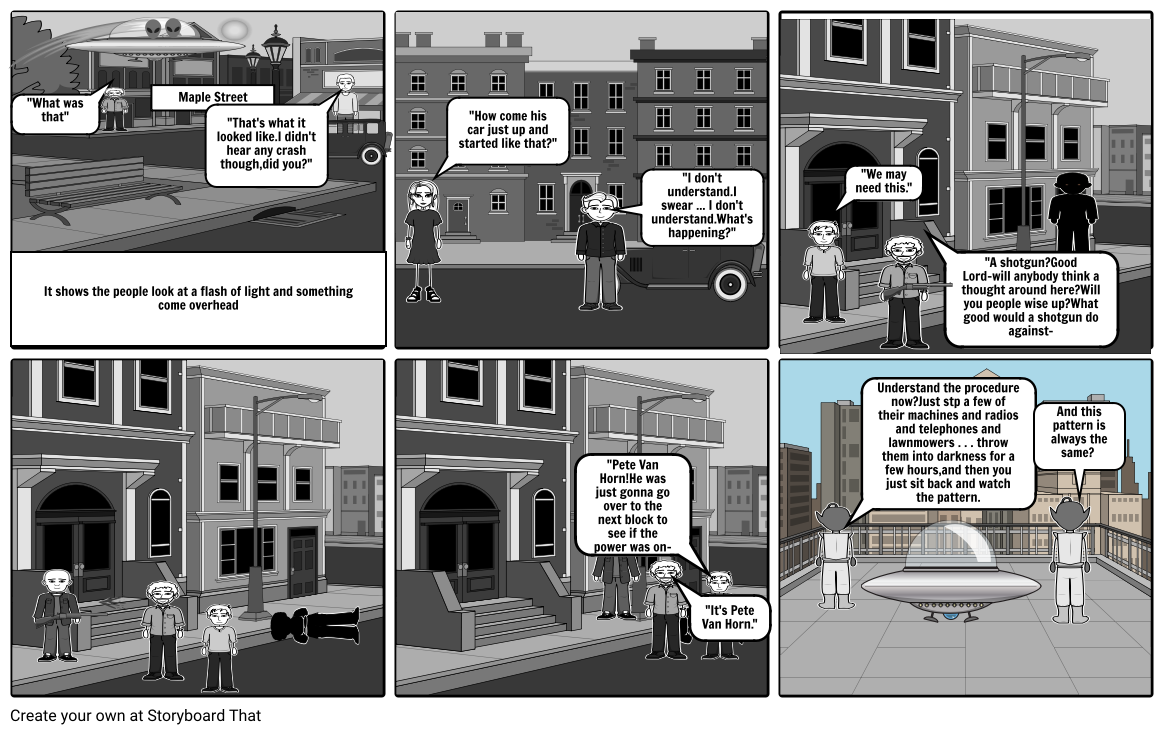 TMAMS Storyboard by:Cole Schmidt