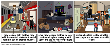 the sad story part 3