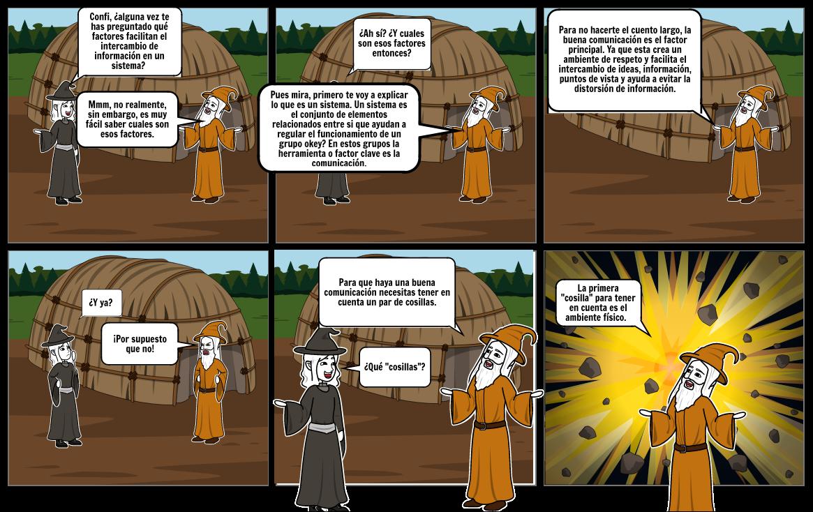 Intercambio de informacion