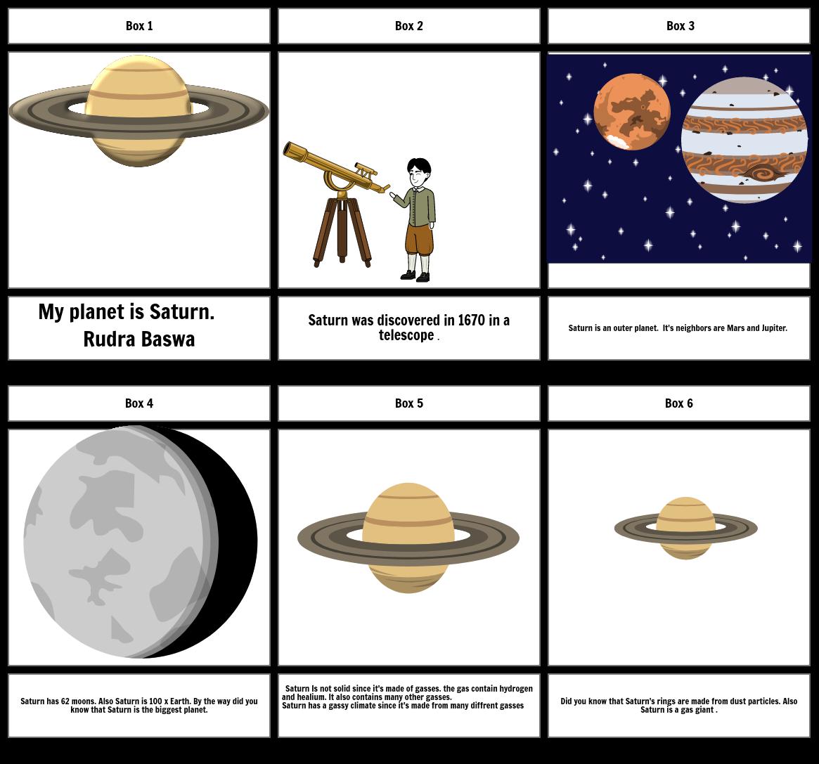 planet presentation