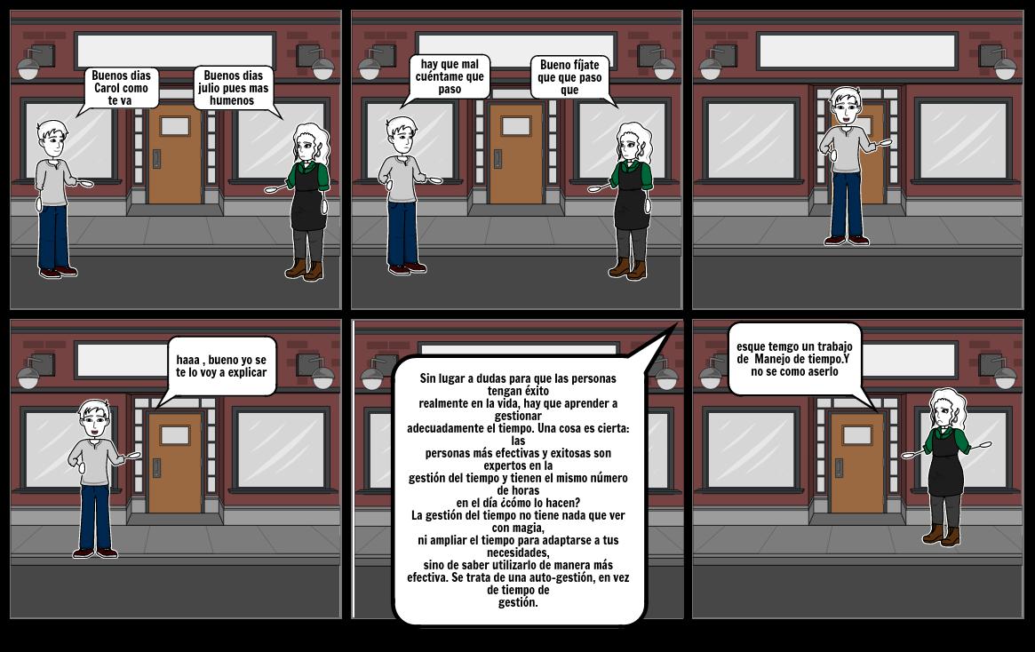 comic empresa