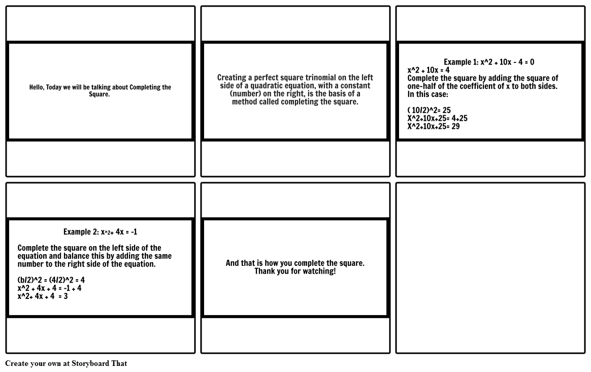 pre calc storyboard by 683aac5592069