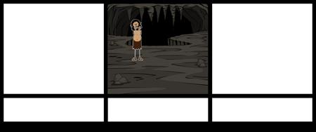 Odyssey Comic Trip
