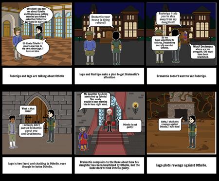 Othello scenes 1-3