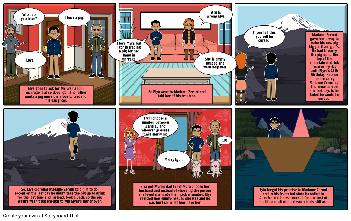 Elya's story