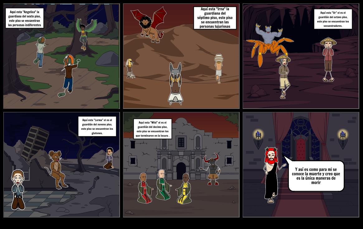 Hades y su infierno