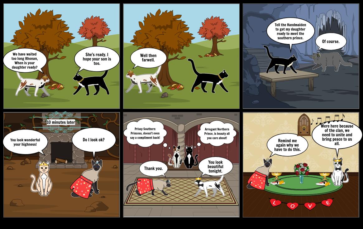 The Cat Clans (Part 1)