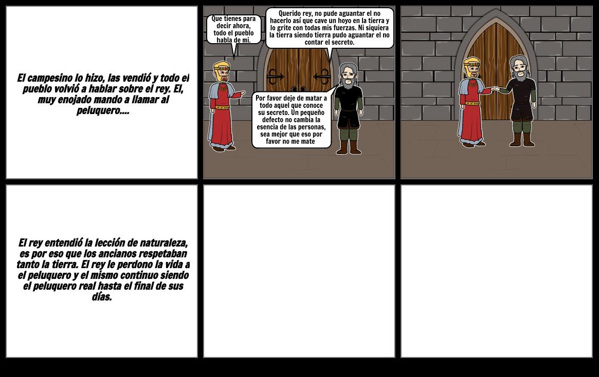El Rey Mocho Parte 2