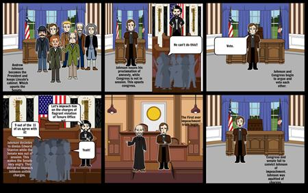 Andrew Johnson Impeachment