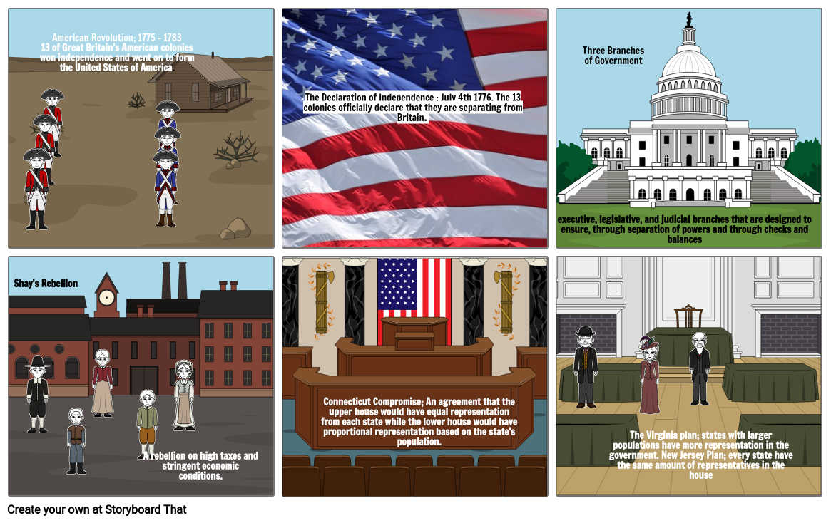 Constitutional Storyboard