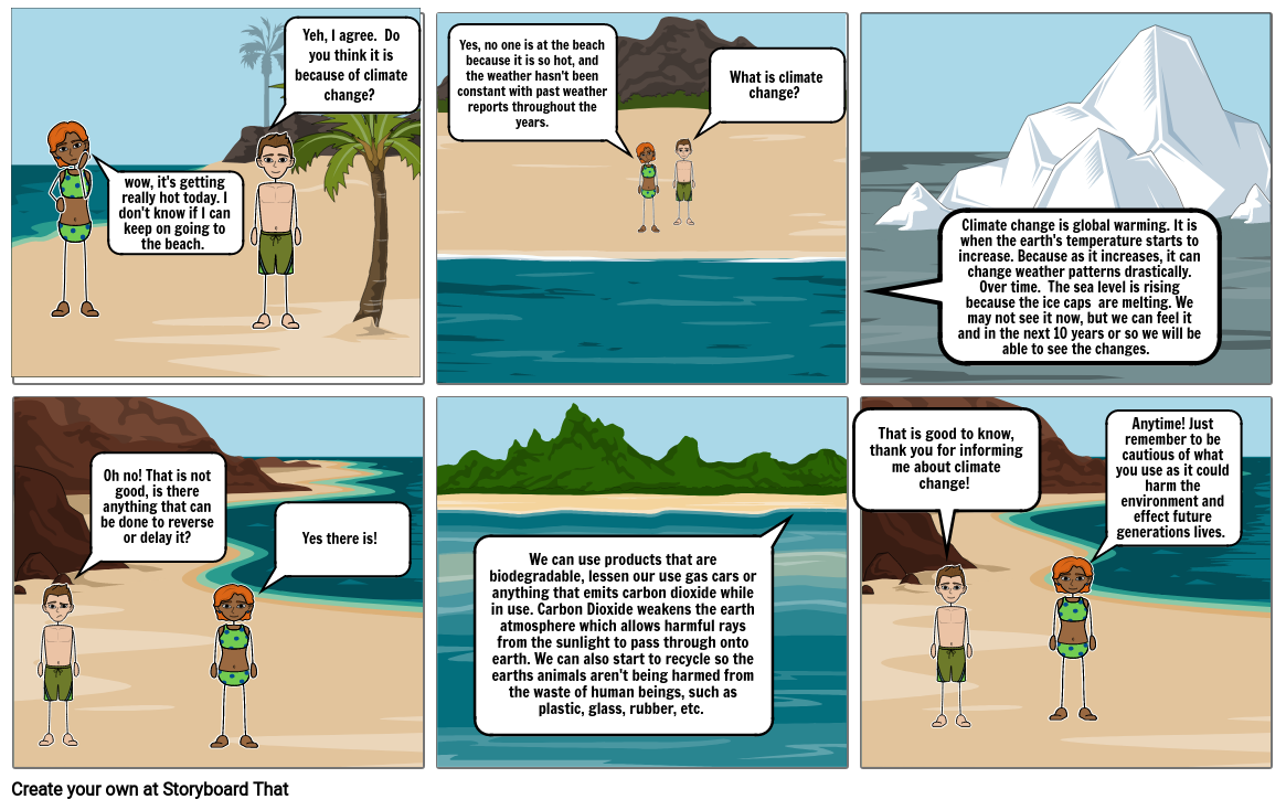 Government current topic storyboard