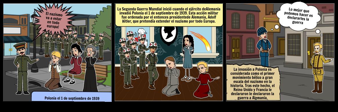 Segunda guerra mundial-Proyecto de aula