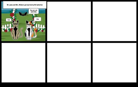 Steven Gartland's Storyboard