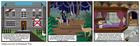 Louis XIV: Day In The Life