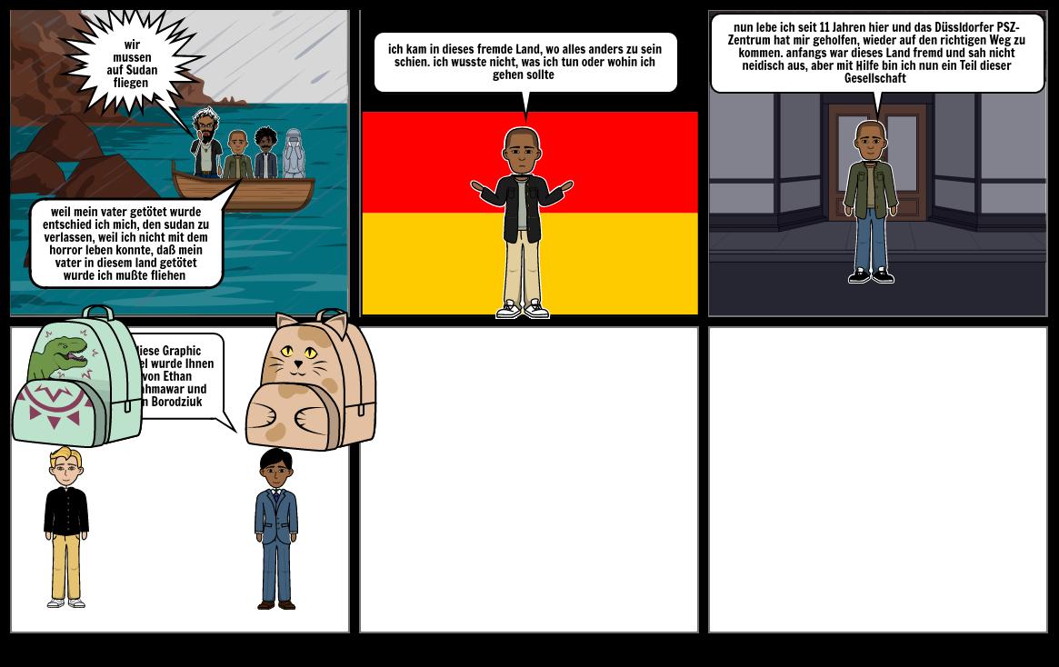 joseph graphic novel
