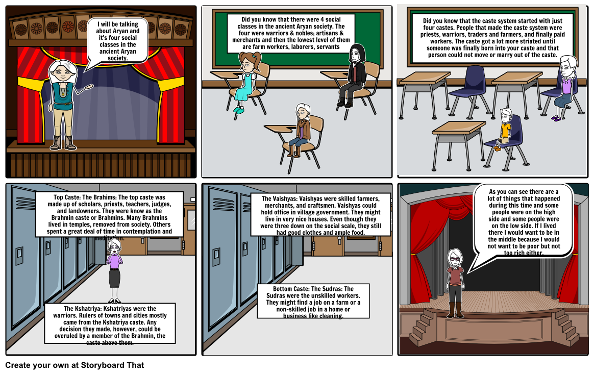 The Aryans Project 2 Storyboard by 75ee2c1f64683