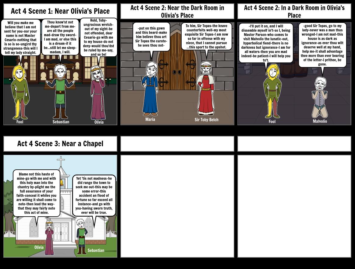 Storyboard Act 4